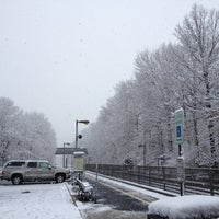 Photo taken at NJT - Fanwood Station (RVL) by Adrianne C. on 3/8/2013