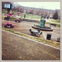 Photo taken at Morgan University Center by Bill H. on 3/25/2014