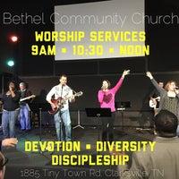 Photo taken at Bethel Community Church by Bill H. on 1/4/2015