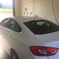 Photo taken at Auto Spa Laser Car Wash by Traci L. on 8/1/2017
