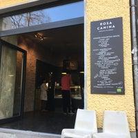 Photo taken at Rosa Canina by Sebastian on 4/9/2017