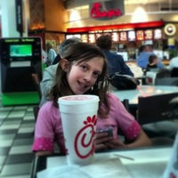 Photo taken at Chick-fil-A Coral Ridge Mall by Michael C. on 3/28/2013