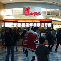 Photo taken at Chick-fil-A Coral Ridge Mall by Michael C. on 3/30/2013