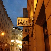 Photo taken at Steinzeit by Juergen M. on 10/10/2012
