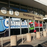 Photo taken at Vicente Foods by SanAngelMole on 12/19/2012