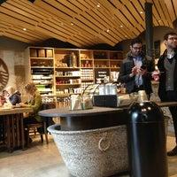 Photo taken at Starbucks by Maria R. on 1/16/2013