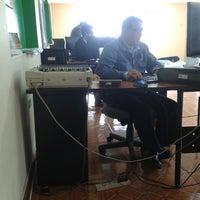 Photo taken at Unitranscond Ltda by Alejandro R. on 10/22/2013