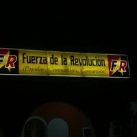 Photo taken at Fuerza de la Revolución by Luis E. on 4/5/2013