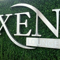 Photo taken at Xen Lounge by Sean D. on 10/4/2012