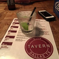 Photo taken at City Tavern by Mike Z. on 3/18/2015