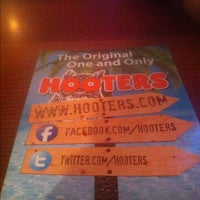 Photo taken at Hooters by Mike Z. on 11/22/2012