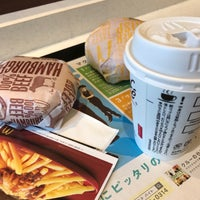 Photo taken at McDonald's by @ プ. on 2/27/2018