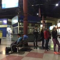 Photo taken at Terminal de ómnibus de Paraná by Bruno G. on 9/6/2017