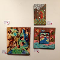 Photo taken at San Jose Museum of Quilts & Textiles by Kathleen N. on 11/3/2012