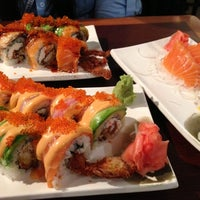 Photo taken at Sen Dai Sushi by Kathleen N. on 10/16/2012