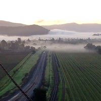 Photo taken at Hot Air Balloon Over Napa by Kathleen N. on 3/31/2014