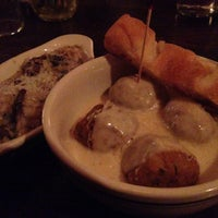 Photo taken at The Meatball Shop by Kathleen N. on 10/24/2013