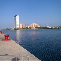 Photo taken at Embarcadero Marina Vallarta by Fredo E. on 10/15/2012