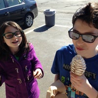 Photo taken at PJs Ice Cream by S. George L. on 4/14/2013