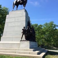 Photo taken at Virginia Monument by Jeanie B. on 5/16/2016