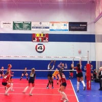 Photo taken at Great Lakes Volleyball Center by shaunak on 2/9/2013