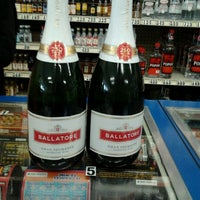 Photo taken at Walnut Liquorette by Michael R. on 1/6/2013