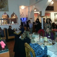 Photo taken at Taj Mahal Romance In Dining by Sumit R. on 12/13/2012