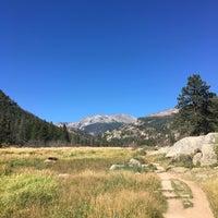 Photo taken at Cub Lake Trail by Roberta M. on 9/10/2016