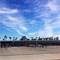 Photo taken at Long Beach Airport Tarmac by aaron h. on 12/15/2013