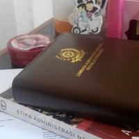 Photo taken at Sekolah Tinggi Ilmu Administrasi - Lembaga Administrasi Negara (STIA LAN) by 'Echy' Deasy M. on 3/25/2014