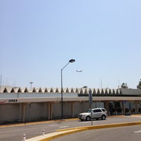 Photo taken at Aeropuerto Internacional General Rafael Buelna (MZT) by Juan C. on 5/25/2013