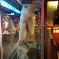 Photo taken at Ole's Big Game Steakhouse by Danijela T. on 12/24/2012