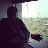 Photo taken at Rockman's Beer Island by Abhishek R. on 3/30/2013