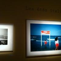 Photo taken at Maison Européenne de la Photographie by Emma R. on 10/7/2012