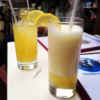 Photo taken at Riviera Cafe by timmers g. on 5/5/2014