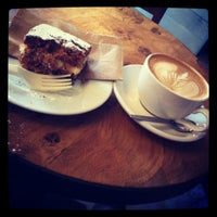 Photo taken at Bread and Milk by Becci H. on 10/10/2012