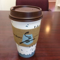 Photo taken at Caribou Coffee by Holly J. on 6/1/2013
