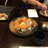 Photo taken at Sushi Mura by Vincent S. on 5/30/2016