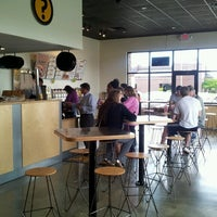 Photo taken at Which Wich? Superior Sandwiches by Chris B. on 5/22/2013