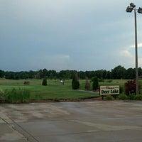 Photo taken at Deer Lake Golf Course by Chris B. on 7/20/2013