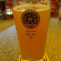 Photo taken at Squatters Pub Brewery by Arron J. on 6/13/2013