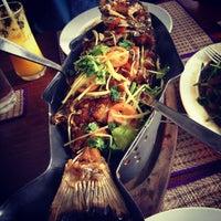 Photo taken at Thai Wok Restaurant by Najwa A. on 1/22/2013