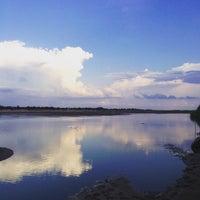 Photo taken at แม่น้ำโขง by Kanok C. on 6/8/2015