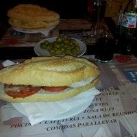 Photo taken at La Carreta by Dani S. on 12/9/2012