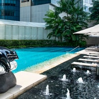 Photo taken at The St. Regis Singapore by The St. Regis S. on 11/6/2014