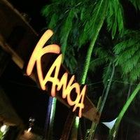Foto tirada no(a) Kanoa Beach Bar por Cassio Rogério M. em 12/18/2012