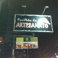 Foto tirada no(a) Pavilhão do Artesanato por Cassio Rogério M. em 12/16/2012