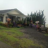 Photo taken at Lavender Farm by Rob R. on 8/11/2013