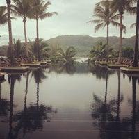Photo taken at Andara Resort Villas Phuket by Babytip on 6/12/2013