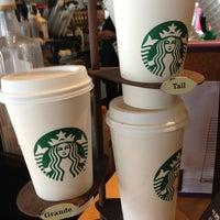 Photo taken at Starbucks by Richard H. on 3/30/2013